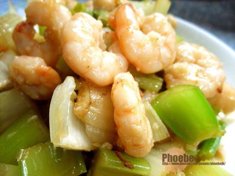 Home Cooking Recipe: Fried prawn with shrimp