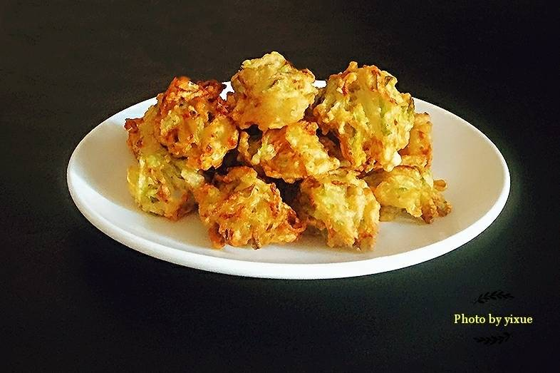 Home Cooking Recipe: Fried salted food