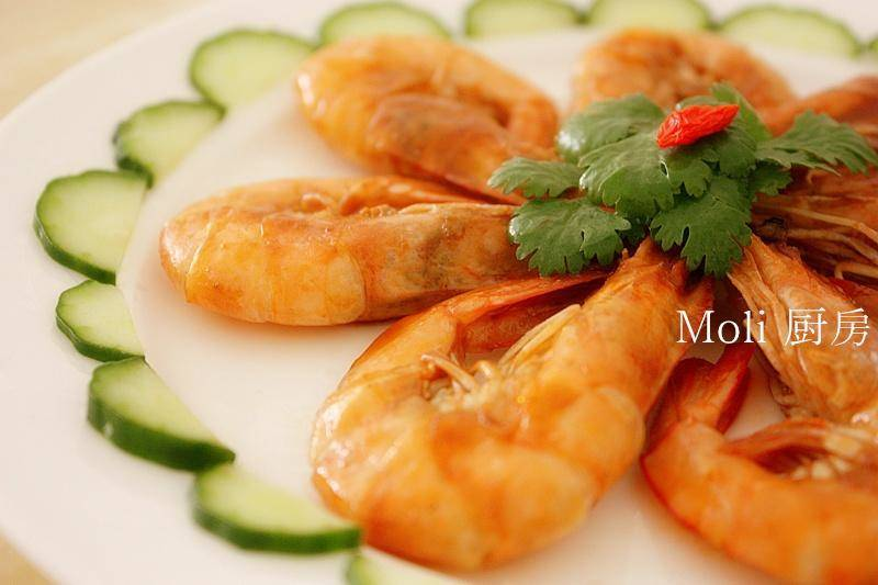 Home Cooking Recipe: 【Fried Shrimps】