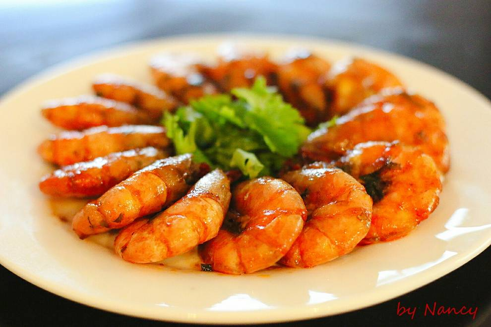 Home Cooking Recipe: Fried Shrimps