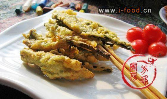 Home Cooking Recipe: Fried squid