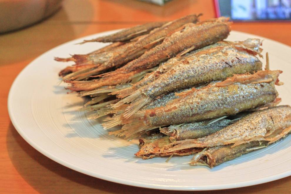 Home Cooking Recipe: Fried white fish
