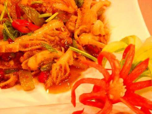 Home Cooking Recipe: Fruity pickled pepper, beef louver