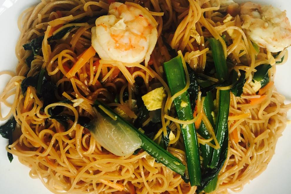 Home Cooking Recipe: Fuzhou fried noodles