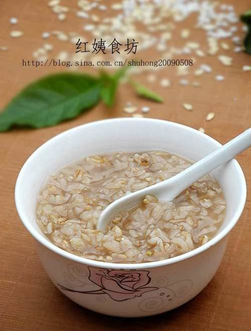 Home Cooking Recipe: Ganoderma lucidum rice porridge
