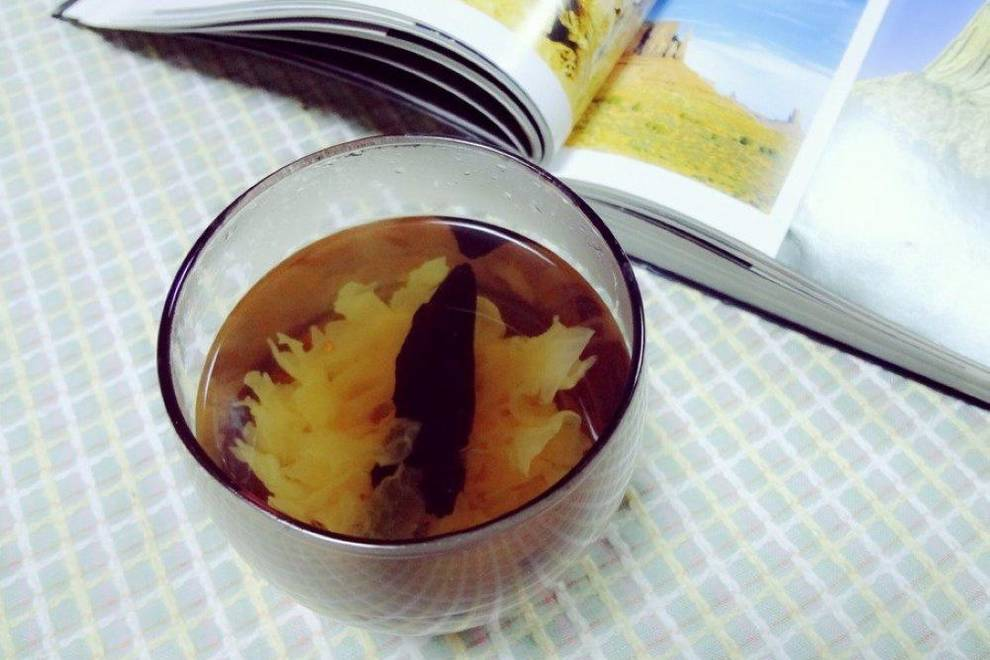 Home Cooking Recipe: Ganoderma Lucidum Tremella Tea