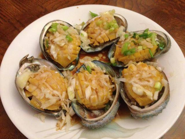 Home Cooking Recipe: Garlic abalone