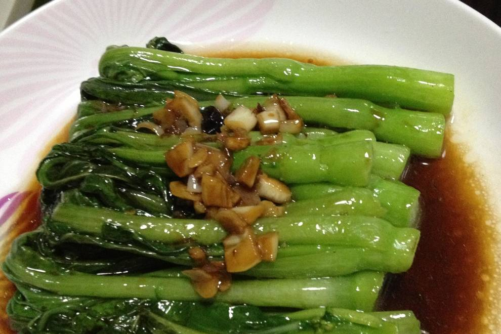 Home Cooking Recipe: Garlic Cantonese cuisine