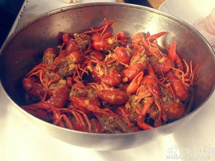 Home Cooking Recipe: Garlic crayfish