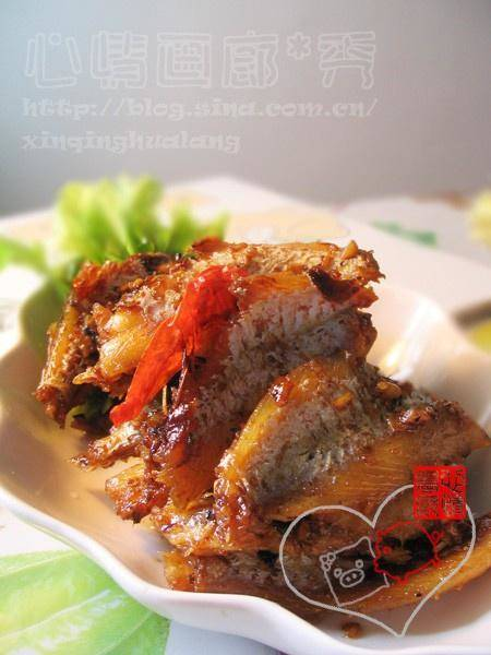 Home Cooking Recipe: Garlic fish