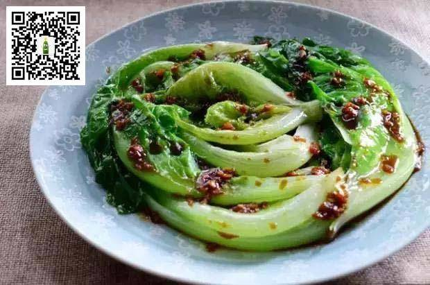 Home Cooking Recipe: Garlic oil dripping lettuce