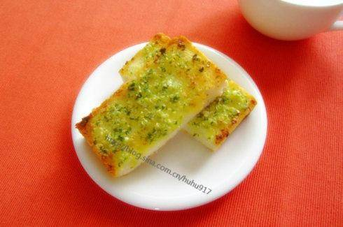 Home Cooking Recipe: Garlic toast