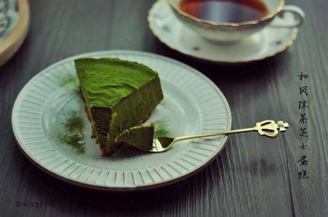 Home Cooking Recipe: Gentle and strong matcha cheesecake