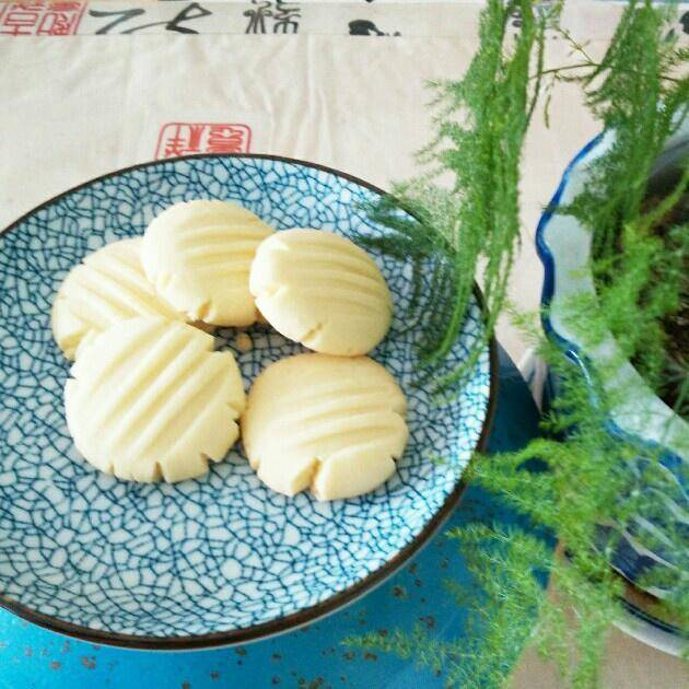 Home Cooking Recipe: German shortbread