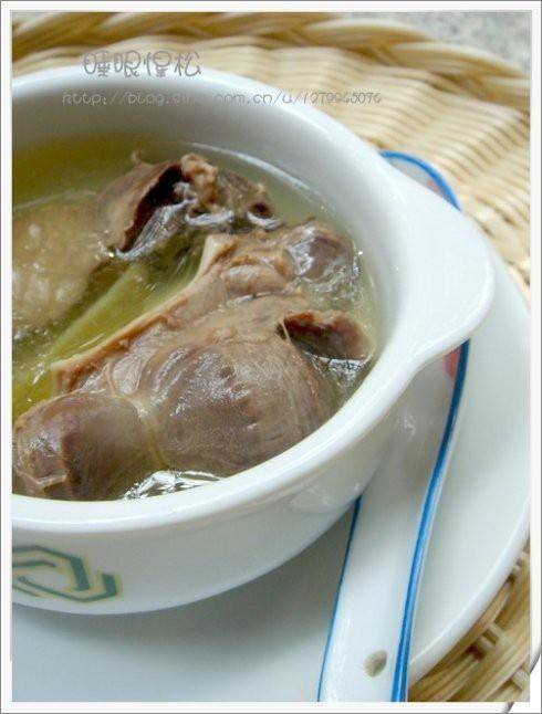 Home Cooking Recipe: Ginger stewed duck chop