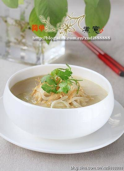 Home Cooking Recipe: Ginseng