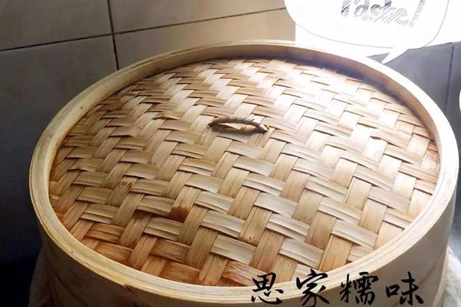 Home Cooking Recipe: Glutinous rice steamed with steamer
