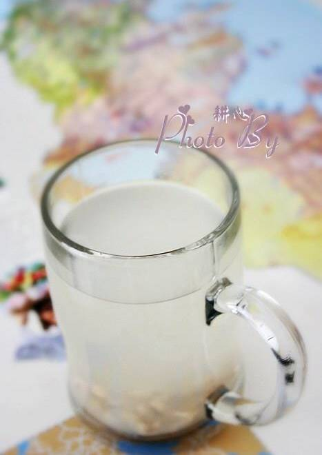 Home Cooking Recipe: Glutinous rice water