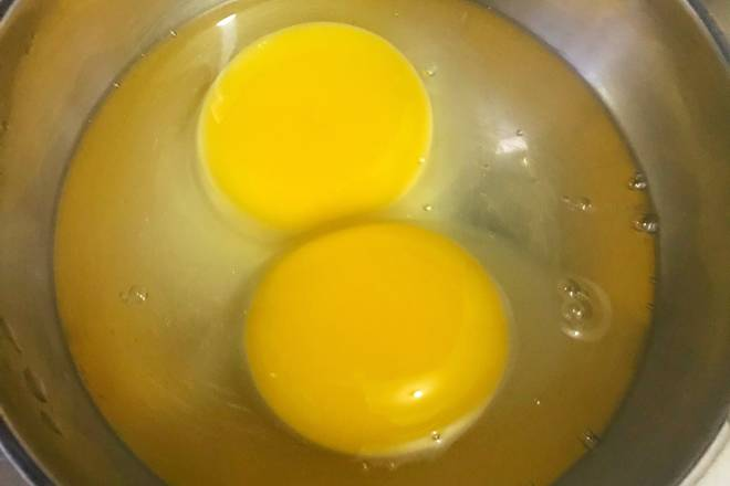 Home Cooking Recipe: Goose eggs are good, you can add a little water, the fried will be soft