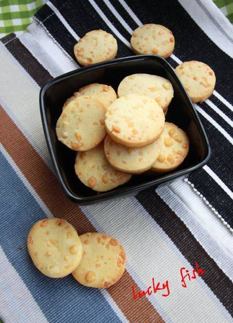 Home Cooking Recipe: Granulated cheddar cheese biscuits