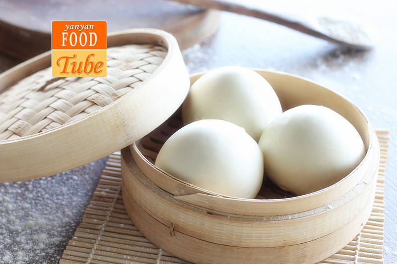 Home Cooking Recipe: Great White Steamed Bun Steamed Bun