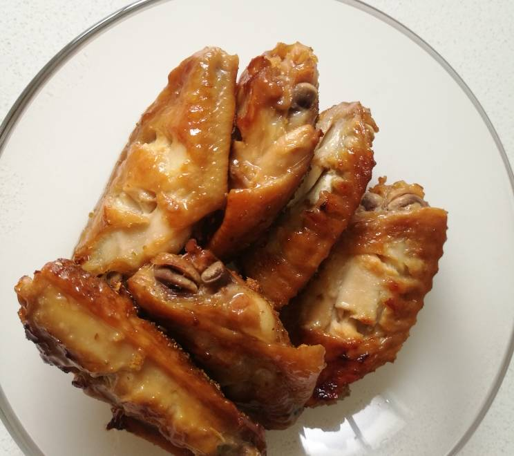 Home Cooking Recipe: Grilled chicken wings