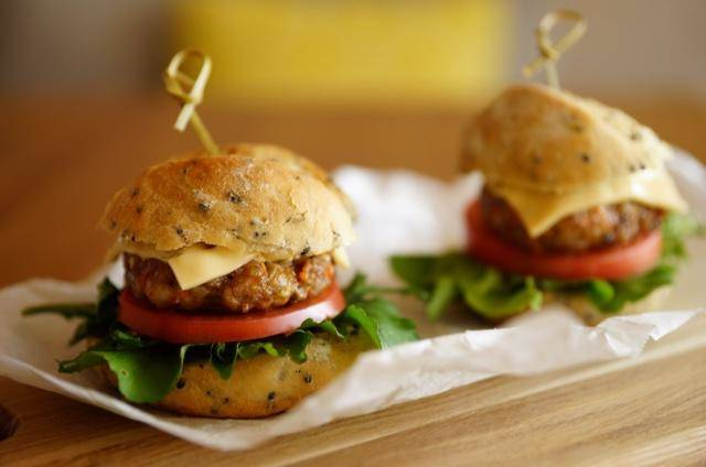 Home Cooking Recipe: Healthy burger