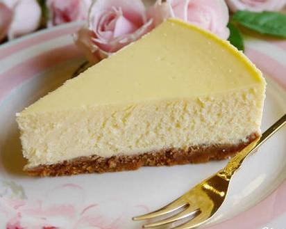 Home Cooking Recipe: Heavy cheese cake - small US version