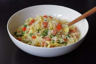 Home Cooking Recipe: Home-cooked egg fried rice
