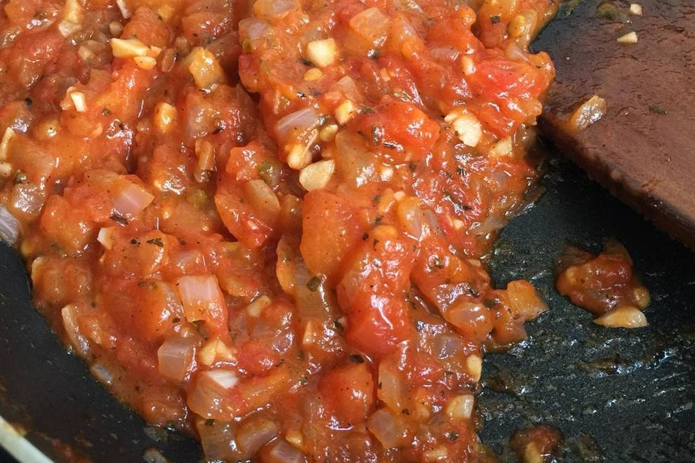 Home Cooking Recipe: Home-made delicious pizza sauce