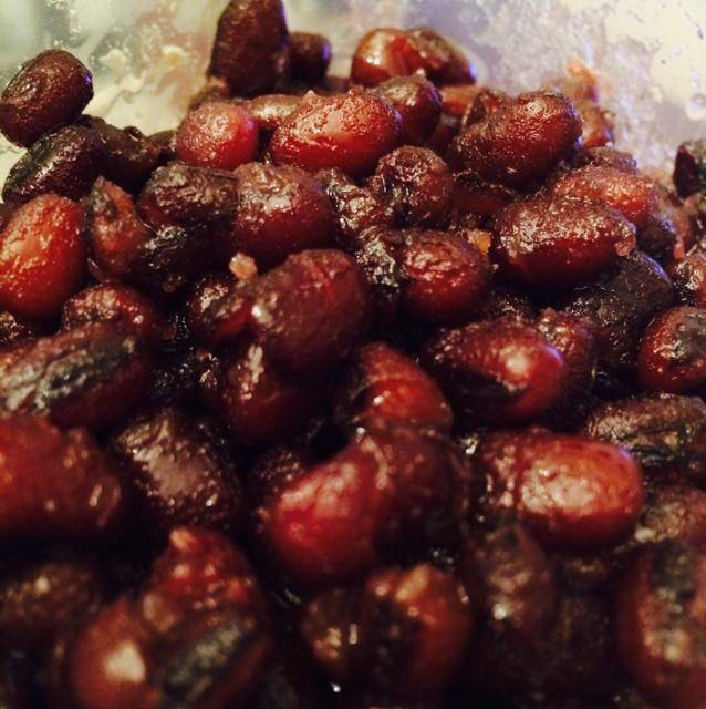 Home Cooking Recipe: Homemade honey red beans (free pressure cooker)