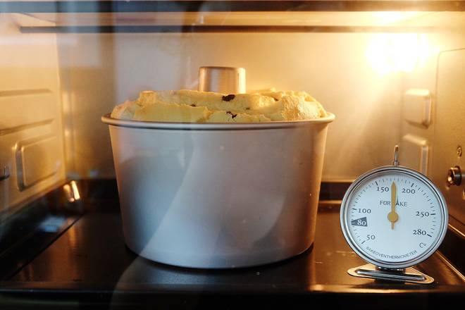 Home Cooking Recipe: Into the lower layer of the oven 170 degrees, 45min
