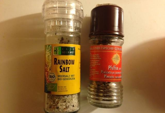 Home Cooking Recipe: It is better to use freshly ground sea salt and black pepper, and the aroma is more intense.