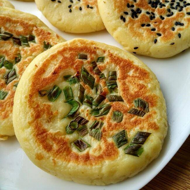 Home Cooking Recipe: Korean potato pancakes