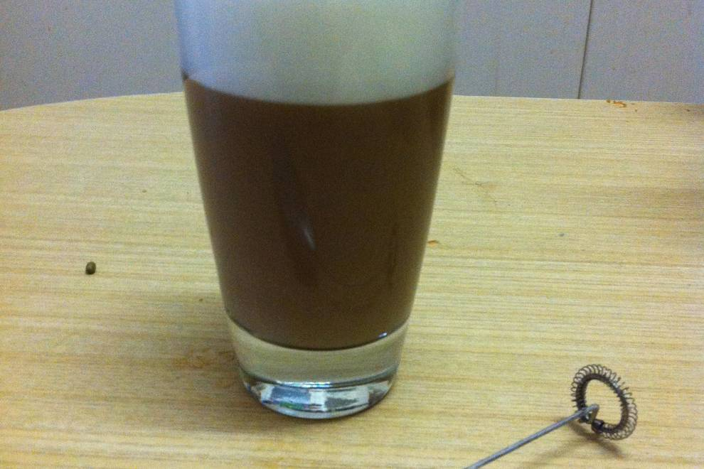 Home Cooking Recipe: latte