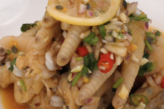Home Cooking Recipe: Lemon passion fruit chicken feet