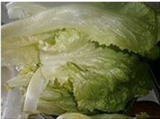 Home Cooking Recipe: Lettuce choose to wash