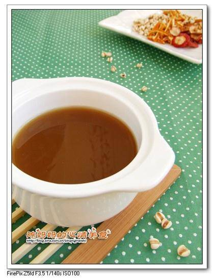 Home Cooking Recipe: Lotus leaf slimming tea
