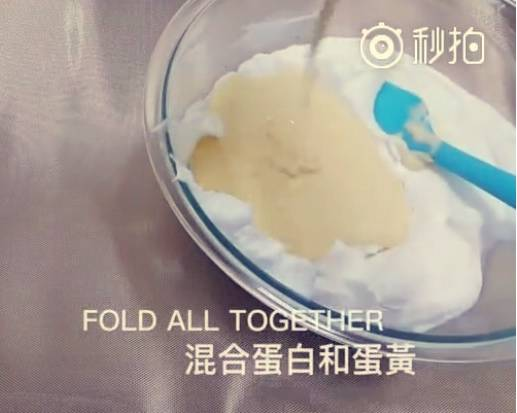 Home Cooking Recipe: Mixed protein and egg yolk paste