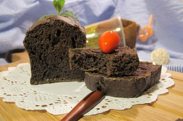 Home Cooking Recipe: No burden の cocoa tofu cake