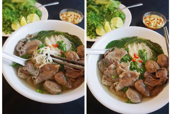 Home Cooking Recipe: Now you can also make delicious authentic Vietnamese beef powder at home!