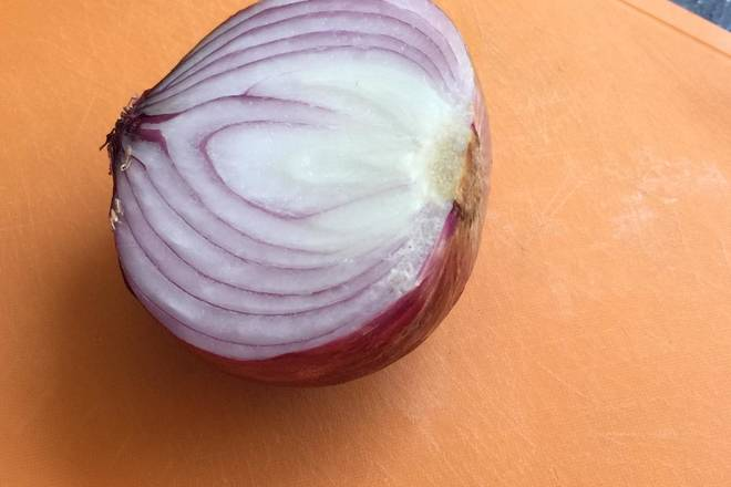 Home Cooking Recipe: Onion diced alternate