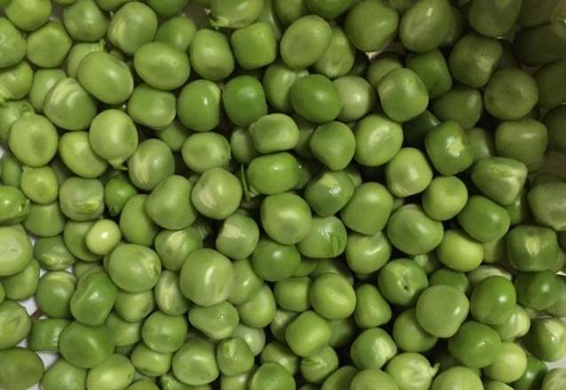 Home Cooking Recipe: Peas washed, spare