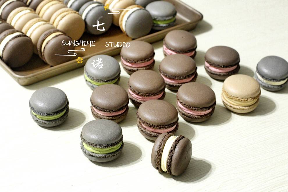 Home Cooking Recipe: Plain macaron