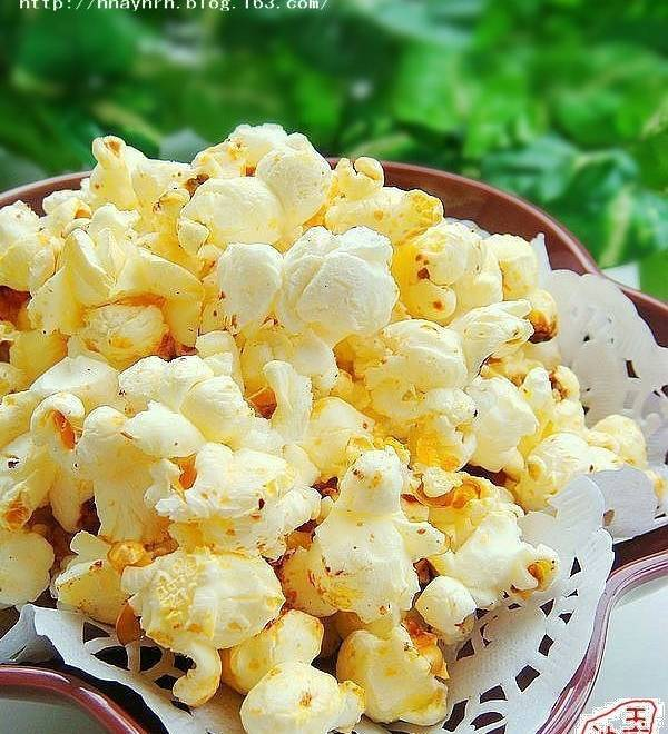 Home Cooking Recipe: Popcorn
