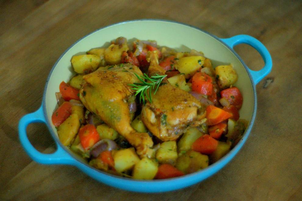 Home Cooking Recipe: Pot dish