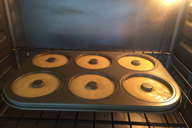 Home Cooking Recipe: Preheat the oven 150 degrees 30 minutes