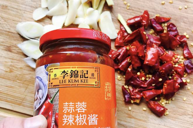 Home Cooking Recipe: Prepare Lee Kum Kee Garlic Chili Sauce