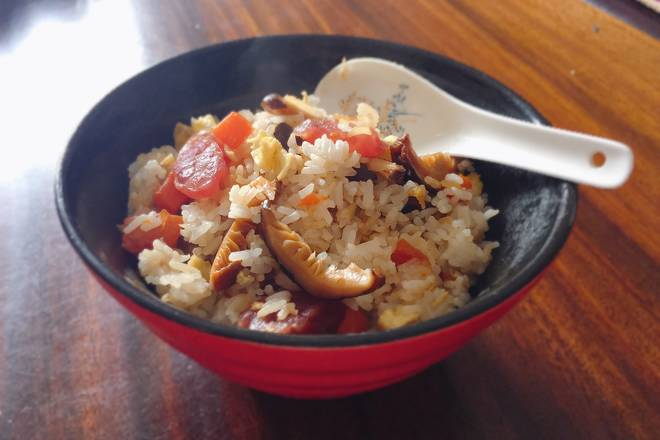 Home Cooking Recipe: Rice cooking