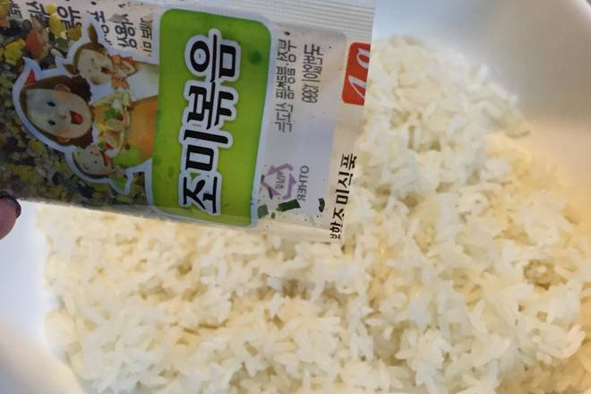 Home Cooking Recipe: Seasoning package to add rice